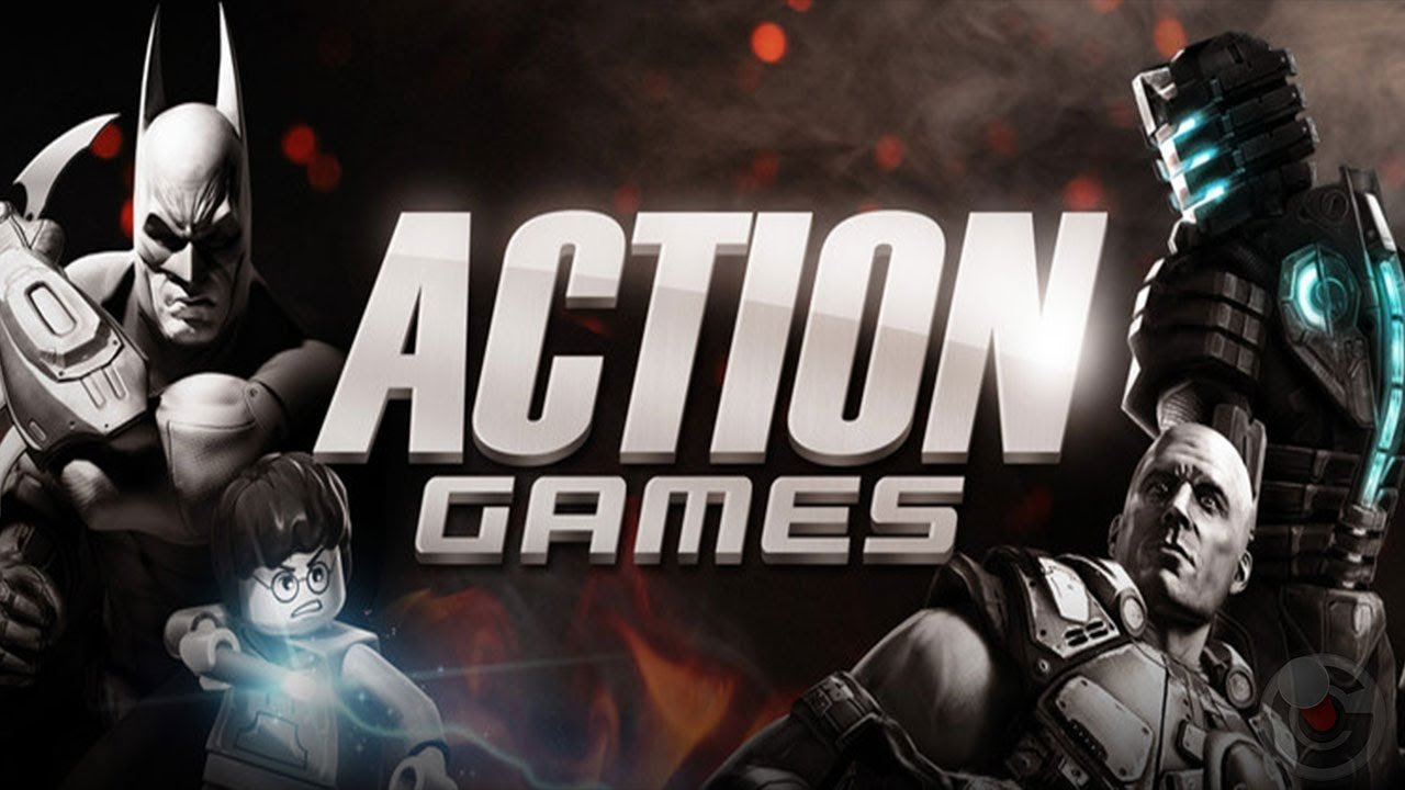 █│Action Games│2D Action