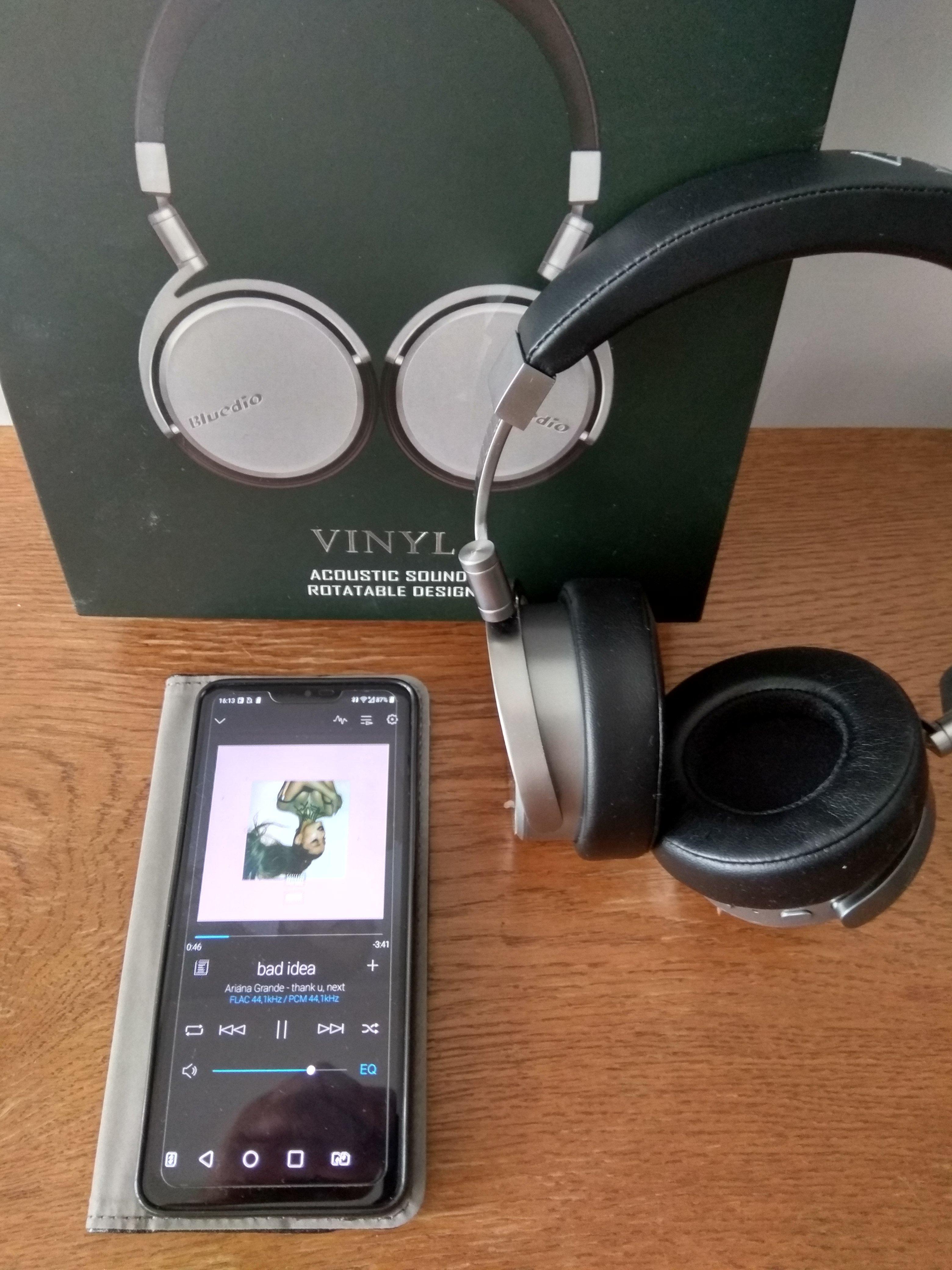 Fanklub słuchawek bezprzewodowych (wireless) Słuchawki